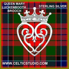 Queen Mary Luckenbooth Brooch - lovely!