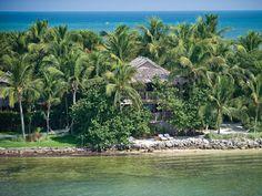 Little Palm Island   Florida Keys Beachfront accommodations