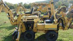 2004 Vermeer RT450 Trencher/Backhoe 000380 - Make: Vermeer Model: RT450 Year: 2004 Gross Weight: 6,800 Engine:Deutz Diesel Fuel Type: Diesel Transmission:  Mileage:  Price: $21,500.00