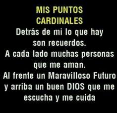 Mis puntos cardinales
