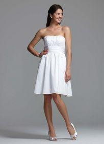 cotton sateen dress