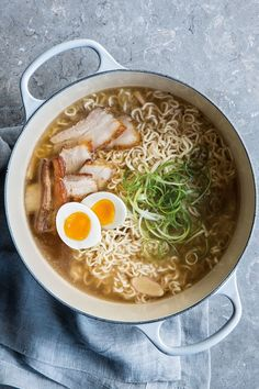 Pork Belly Ramen | W