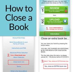 How to Close an Extra Book
