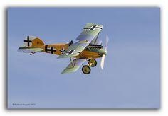 Albatross DV.a #flickr #WW1 #replica
