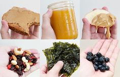 126 Super Healthy Snacks (Low Calorie & High Protein)
