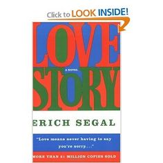 14: Love Story.. absolutely a must read every summer... what can you say about a 25-year old girl who died?