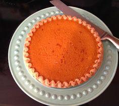 Sweet Potato Pie by Angel @ Sew Crafty Angel:  http://sewcraftyangel.blogspot.com/2013/11/sweet-potato-pie.html