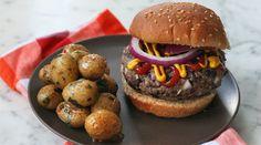 Master the veggie burger