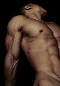 Sexy men. Yes!  can't help but look at this and feel my tongue in every groove!