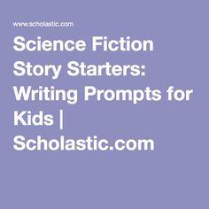 fiction story starters