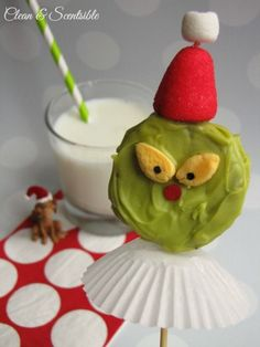 These Grinch Pops ar