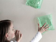 Static Electricity Experiment: Your kids will think you've got magic -- it's up to you if you want to clue them in to the principles of static electricity. http://www.ivillage.com/best-science-projects-kids/6-a-537581
