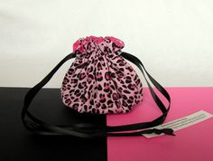 #Stocking Stuffer.  $8.99 Jewelry Bag.  Over 200 other colors and styles also available @IslandJewelryBags.com