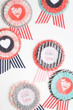 DIY Valentine Awards