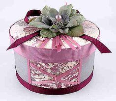 Cute hat box!