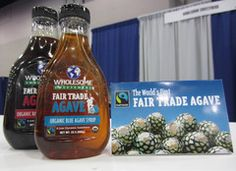 Wholesome Sweeteners is switching all of their sugar products to the international FAIRTRADE Mark.