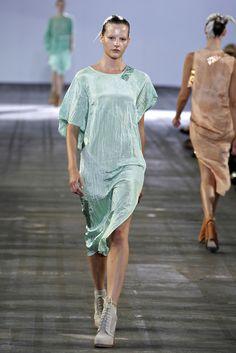 Go green! #AlexanderWang #DesignerSpotlight