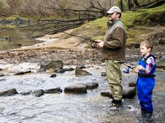 Spring Smoky Mountain Trout Tournament. #Pigeon #Forge #Tennessee #vacation #attractions #fun #family #whattodo #events #fishing #outdoors