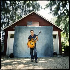 springsteen by danny clinch