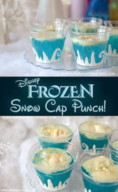 Giggle Bean: Frozen Birthday Party!