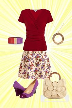 """""""Dressy casual outfit"""" by tsartin001 on Polyvore"""