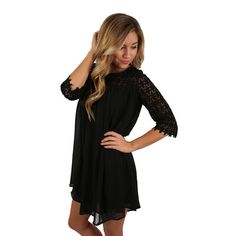 Turn heads this fall in this dress!