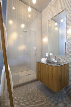 bathroom | dream downtown hotel | by handel architects