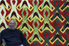 Transplant ribbons quilt.  Peace, Robert from nancysfabrics.com