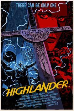 Highlander #Highlander