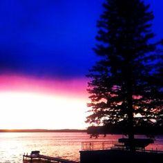 Nothing like a #Minnesota sunset. #OnlyinMN