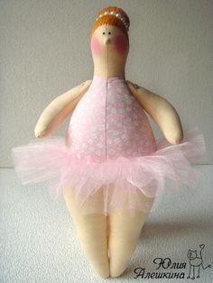 Ready bailarina