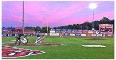 Catch a foul ball at a Washington Wild Things baseball game in nearby Washington, Pa. #baseball #frontierleague