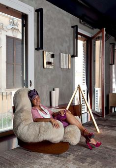 Nina Yashar's interior Nirvana | Interiorator
