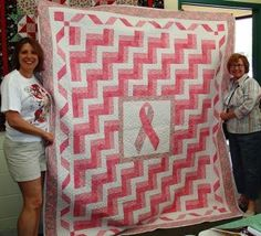 Breast Cancer Quilt!!!