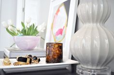 DIY: How To Style Your Nightstand.