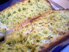 Freeze-Ahead Garlic Bread