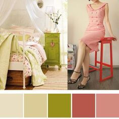 Another pretty colour combo found from favourite pins
