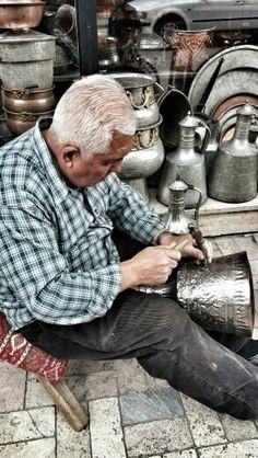 Türk El Sanatı & Bakır İşlemeciliği