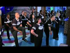 Ron Clark Academy Staff Performs Step Show For Students on the First Day of School