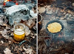 camping meal.