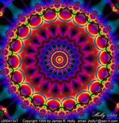 Kaleidoscope (byJames R. Holly, 1999)