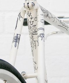 nice. let's paint our bikes. (well, ill buy a new one, then paint that one...)