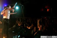 The Twitch live at The Kings Arms, Auckland | © Amanda Ratcliffe