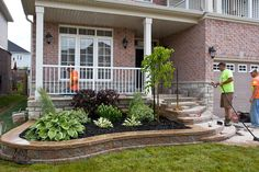 Landscaping Designs On Pinterest Small Front Yards 400 x 300