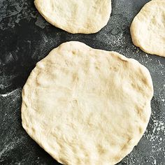 Best-Ever Pizza Dough