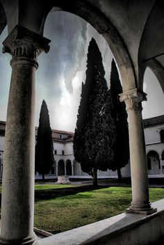 San Giorgio Maggiore ~  Bailey Zimmerman