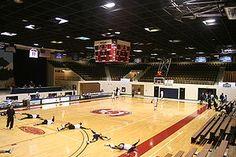 Smith-Hammond-Middleton Memorial Center, Orangeburg, SC, home of the South Carolina State Bulldogs