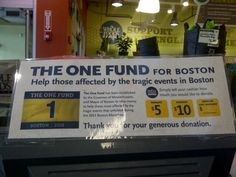 Cause Marketing | How Businesses Should Respond After a Tragedy: [Blog Post] 4 Tips: 1)Set up a central Fun, 2)Give cash, 3)Unleash your customers, 4)Turn your business into a donation machine #causemarketing #marketing #CSR #socialgood #fundraising market focus, pinup fundrais, focus blog
