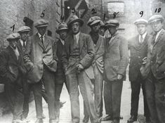 The Cairo Gang -  A group of 10 British agents who were sent undercover to Dublin to gather intelligence on the IRA.  Michael Collins, Irish Revolutionary, discovered the British agents and ordered their assasinations on Nov. 21, 1920.  A day that has come to be known as Bloody Sunday.