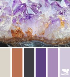 amethyst palette